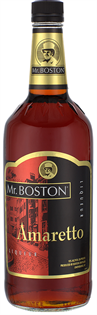 Mr. Boston Liqueur Amaretto 1.00l - Case of 12